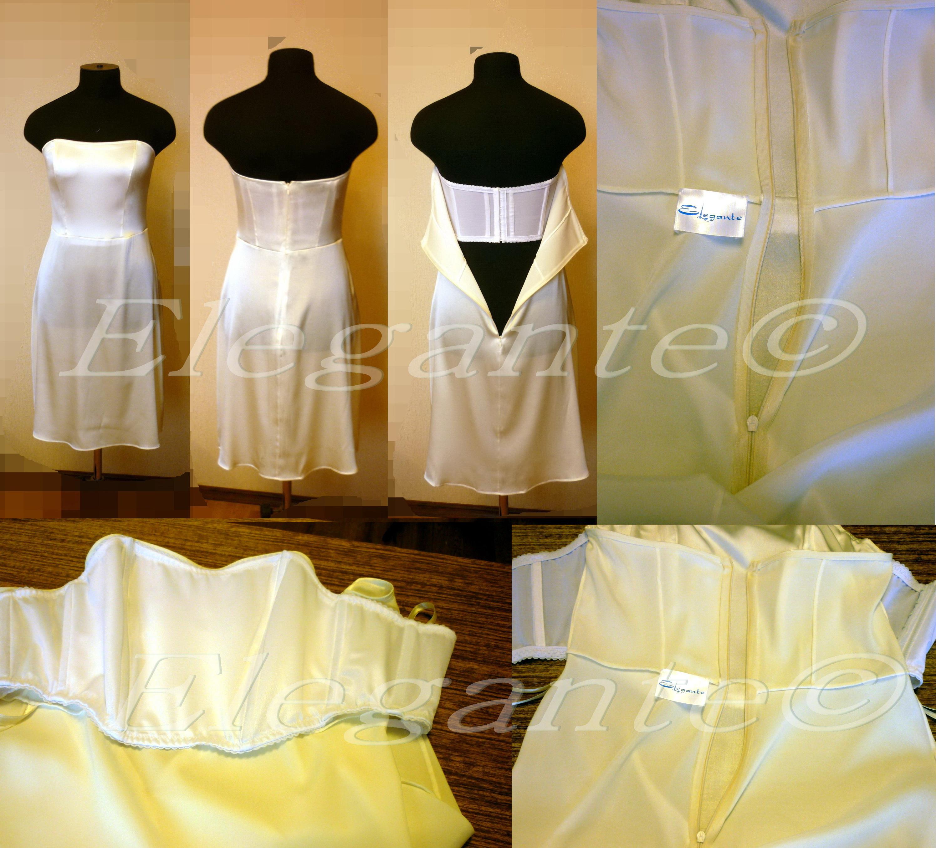 Как сшить корсет для платья с
