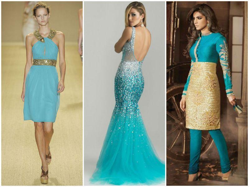 значение сна золотое платье такой